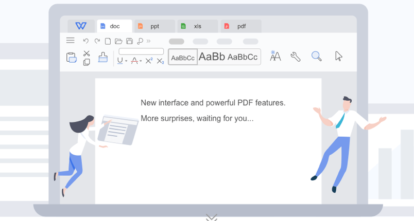 Kingsoft ra mắt WPS Office 2019